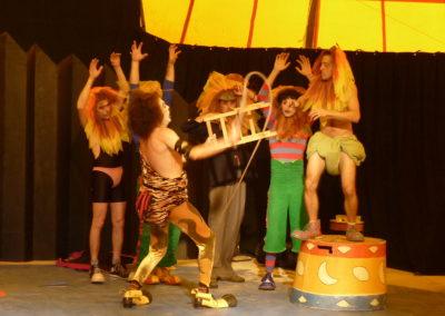 Invoqueision Circus
