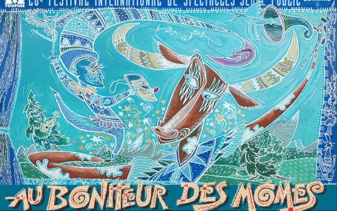 Asaco actuará en el Festival International de Spectacles Jeune Public 'Au Bonheur desde momes' en los Alpes franceses
