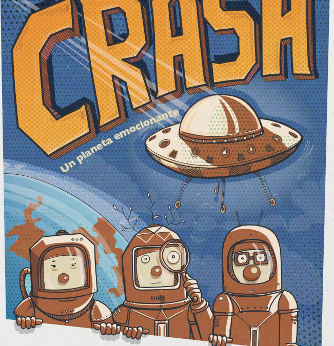 Crash, un planeta emocionante!